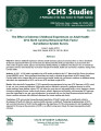 Effect of adverse childhood experience on adult health : 2012 North Carolina Behavioral Risk...