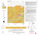 Geologic map of the Chatham County portion of the Silk Hope 7.5-minute quadrangle, Chatham and...