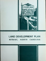Land development plan, Mebane, North Carolina