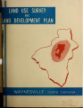 Land use survey and land development plan, Waynesville, North Carolina
