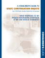 Consumer's guide to state continuation rights from your North Carolina Department of Insurance :...