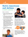 Native Americans and asthma in North Carolina