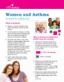 Women and asthma in North Carolina