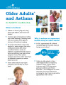 Older adults and asthma in North Carolina