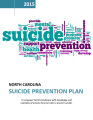 2015 North Carolina suicide prevention plan