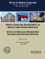 Investigative report : North Carolina Department of Health and Human Services, Office of Medicaid...