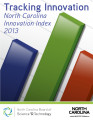 Tracking innovation : North Carolina innovation index, 2013