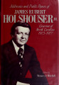 Addresses and public papers of James Eubert Holshouser, Jr. : Governor of North Carolina, 1973-1977