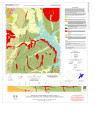 Geologic map of the northeast Durham 7.5-minute quadrangle, Durham, Granville and Wake Counties,...