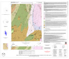 Bedrock geologic map of the Hollister 7.5-minute quadrangle, Halifax and Warren Counties, North...