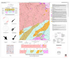 Geologic map of the Cedar Grove 7.5-minute quadrangle, Orange, Person and Caswell Counties, North...