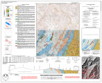 Bedrock geologic map of the Montreat 7.5-minute quadrangle, Buncombe, McDowell, and Yancey...