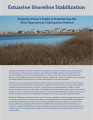 Estuarine shoreline stabilization : property owner's guide to determining the most appropriate...