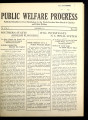 Public welfare progress, Volume 4