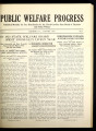 Public welfare progress, Volume 5