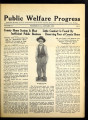 Public welfare progress, Volume 11