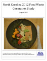 North Carolina 2012 food waste generation study
