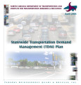 Statewide Transportation Demand Management (TDM) Plan