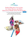 Asthma education curriculum for school nurses and other elementary-middle school professionals