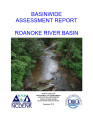 Basinwide assessment report : Roanoke River Basin