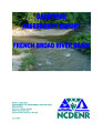 Basinwide assessment report : French Broad River Basin