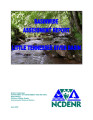 Basinwide assessment report : Little Tennessee River basin