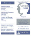 North Carolina's silver alert program