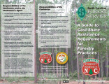 Guide to cost-share assistance requirements for forestry practices.