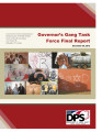 Governor's gang task force final report