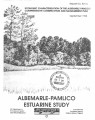 Economic characterization of the Albemarle-Pamlico comprehensive conservation and management plan