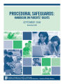 Procedural safeguards : handbook on parents' .