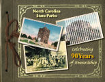 North Carolina state parks celebrating 90 years of stewardship