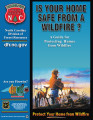 Is your home safe from a wildfire : a guide for protecting homes from wildfire