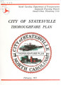 Statesville thoroughfare plan