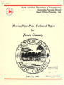 Jones County thoroughfare plan