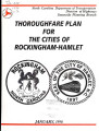 1996 thoroughfare plan for Rockingham and Hamlet, North Carolina
