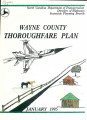 Thoroughfare plan for Wayne County, North Carolina
