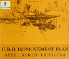 C.B.D. improvement plan, Apex, North Carolina