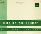 Population and economy, Apex, North Carolina