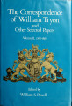 Correspondence of William Tryon and other selected papers: Volume 2