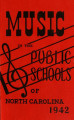 Music in the public schools: a tentative course of study, 1942