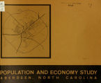 Population and economy study for Aberdeen, North Carolina