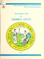 Thoroughfare plan for Cabarrus County