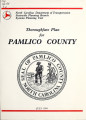 Thoroughfare plan for Pamlico County, North Carolina