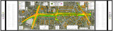 Combined public hearing map, project 35781.1.1 (U-3308), FF.A. project STP-0220(26), Pitt County,...