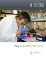 2009 Research Chronicle
