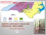 North Carolina's shale gas potential : who knew?