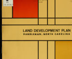 Land development plan, Randleman, North Carolina