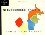 Neighborhood analysis, Elizabeth City, North Carolina