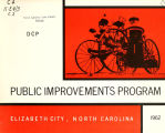Public improvements program, Elizabeth City, North Carolina